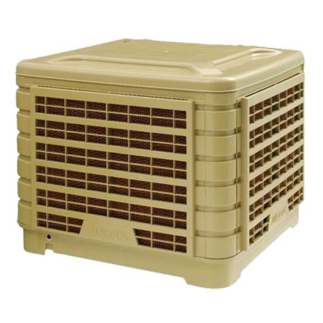 JH18AP-18D8-1 refrigerador de ar evaporativo industrial 18000 cmh de fluxo de ar