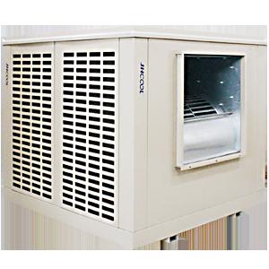 JH35LM-32S2 Refrigerador de ar evaporativo centrífugo portátil 35000m3 / h