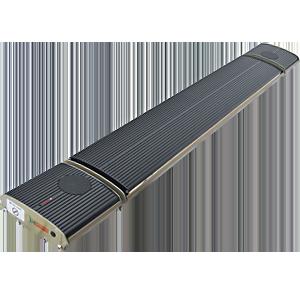 Aquecedores externos JH-NR-13C Aquecedores de pátio aquecedor infravermelho com alto-falante bluetooth de som 3D