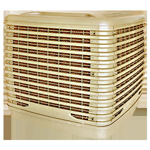 Resfriador de ar com economia de energia de condicionamento evaporativo JH22AP-32D8