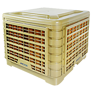 JH18AP-18D8-B1 Novo design de menor ruído refrigerador de ar evaporativo industrial de 16 velocidades 18000 fluxo de ar