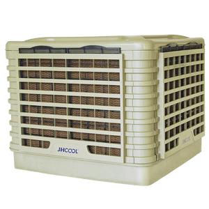 JH18AP-10D8-B2 Duto evaporativo axial refrigerador de ar elétrico de ar condicionado com água
