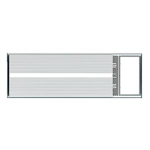 JH-NR20-19A O mais novo aquecedor elétrico para banheiro com luz LED para 2.000 W