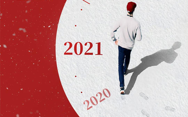 Adeus 2020, por favor, cuide de 2021