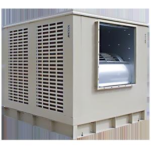 Канальный воздухоохладитель JH50LM-32S2 (металлический Центробежный вентилятор)